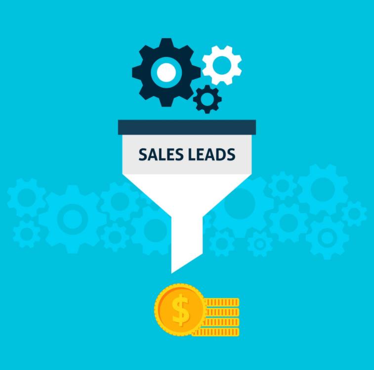 understanding leads infographic